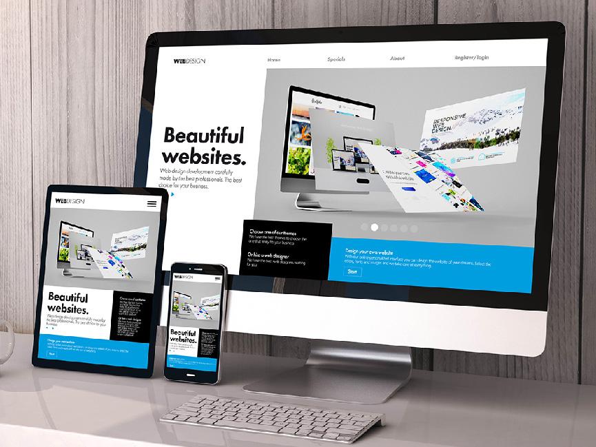 WEBサイト制作事業